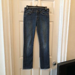 Citizens of humanity elson stretch high rise jean
